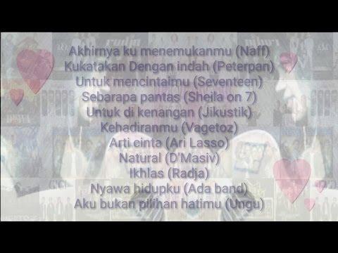 11 Lagu + Lirik Pop Indonesia Terbaik Sepanjang Masa
