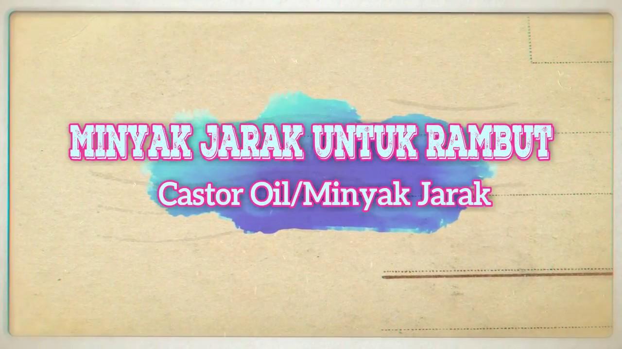 Minyak Jarak Untuk Rambut Castor Oil Wa 087889677396 Perawatan Dan Kulit 120ml