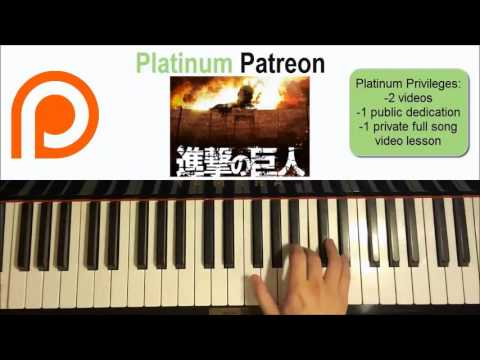 "attack-on-titan-op-1---""guren-no-yumiya""-(piano-cover)-|-patreon-dedication-#21"