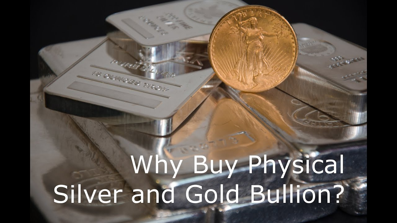 Where to buy silver - Why Buy Silver And Gold Bullion Must See Video