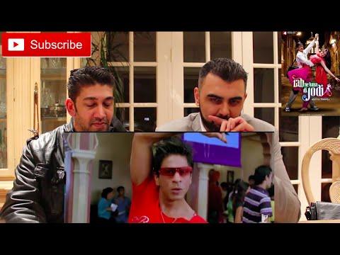 Rab Ne Bana Di Jodi Trailer Reaction | Shahrukh Khan, Anushka Sharma |