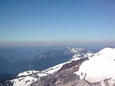 Mount Rainier: Camp Muir
