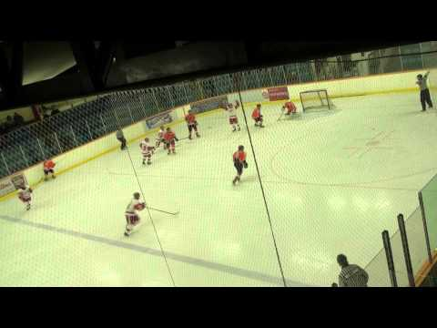 Orangeville Flyers at Hamilton Red Wings OJHL Highlights January 6 2014