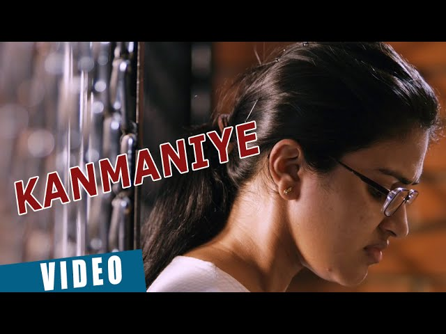 Official : Kanmaniye Full Video Song | Mili | Nivin Pauly, Amala Paul | Gopi Sundar
