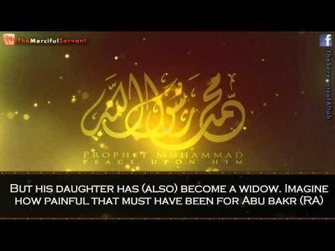The Tragic Death of the Prophet Muhammad...