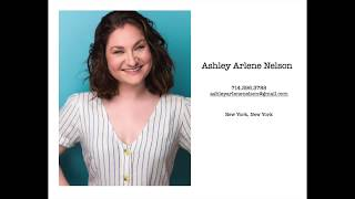 Instrument Reel- Ashley Arlene Nelson