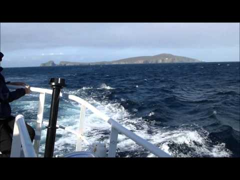 Hold On! Good Shepherd - Fair Isle Ferry Service to Sumburgh Shetland