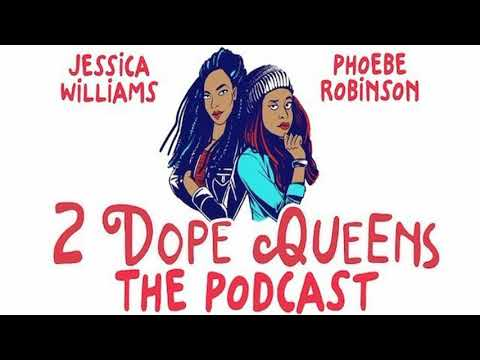 2 Dope Queens - Sitting Too Close to Queen Latifah !