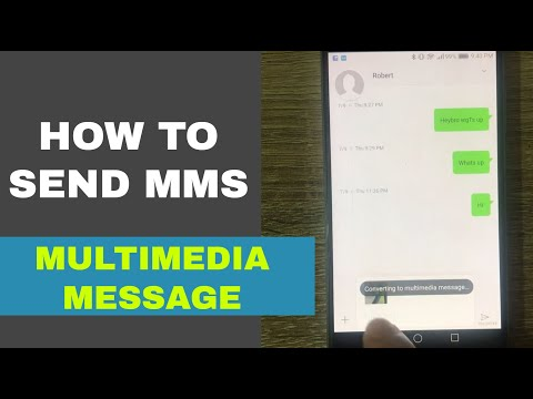 How to Send a MMS or Picture Message on Android