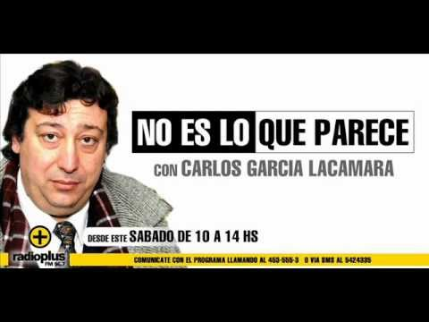 "RADIO FM PLUS 96.7 - Intendente de Ensenada Mario Secco 08/12/12 ""NO ES LO QUE PARECE"""