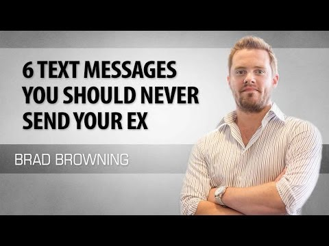 dating advice text messages
