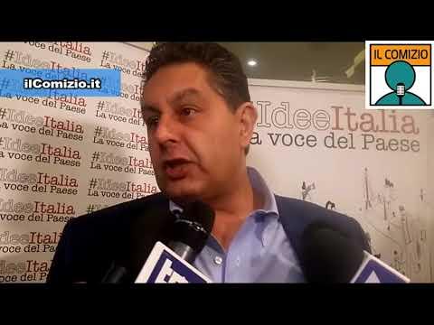 #IdeeItalia, la tre giorni di Forza Italia a Milano: intervista a Giovanni Toti