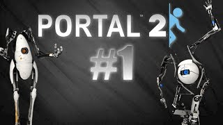 Portal 2: Tratando de Cooperar - Parte 1 - OneTime Gaming