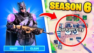 10 LEAKED Fortnite Updates! (SEASON 6)