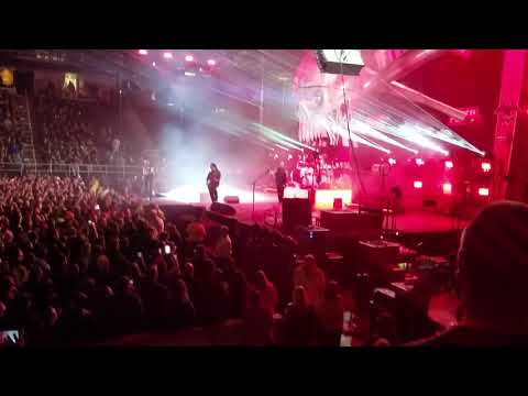 Five Finger Death Punch  - Wash It All Away Live at Times Union Center Albany, NY 12-10-2018