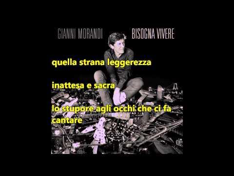 A me capita - Gianni Morandi - Karaoke