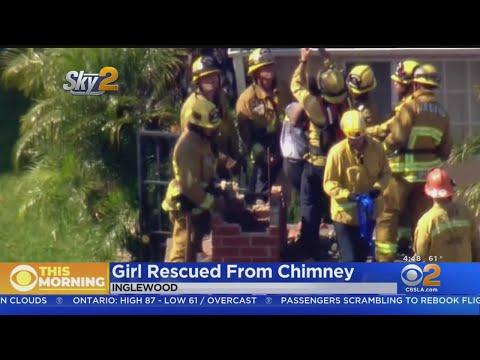 Ken Payne - Girl Gets Stuck In Chimney After Locking Keys In House