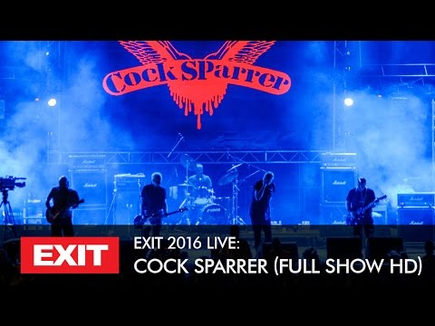 EXIT 2016 | Cock Sparrer Live @ Fusion Stage HD Show