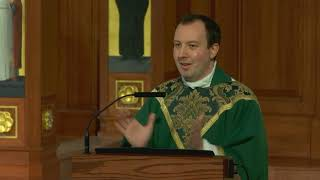 Fr. Chris Sullivan's Homily for the 26th Sunday in Ordinary Time