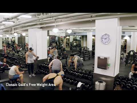 Gold's Gym Hollywood - Tour The Club