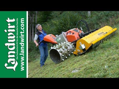 Ibex 28 Motormäher | landwirt.com