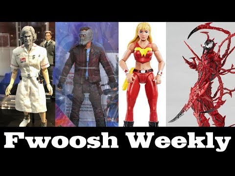 Weekly! Marvel Legends and Black Series Case Packs, Batman, Carnage, GotG, DC Multiverse, and more!