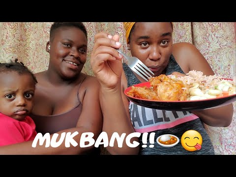 Is This Really A MUKBANG?|| Bianca's Adventures