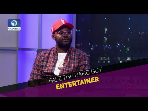 EXCLUSIVE: Falz Talks About This Is Nigeria With Okey Bakassi  | May 30 2018