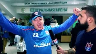 БГК TV FUN : Лига Чемпионов. БГК-Виве.