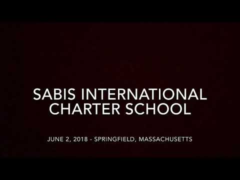 Class of 2018 Commencement at SABIS International Charter School