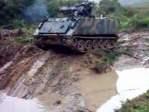 Exército Brasileiro - M113 - panzer apc