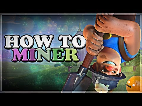 How to Use & Counter Miner   Clash Royale 🍊