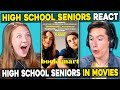 Teens React To High School Seniors In Movies (Booksmart)