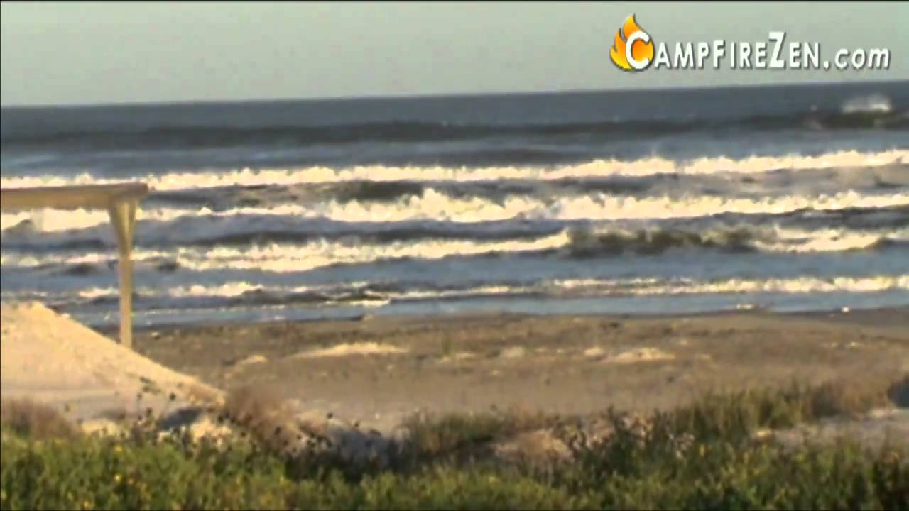 Campsite Scout Video Malaquite Beach Campground Padre Island National Seas Texas You