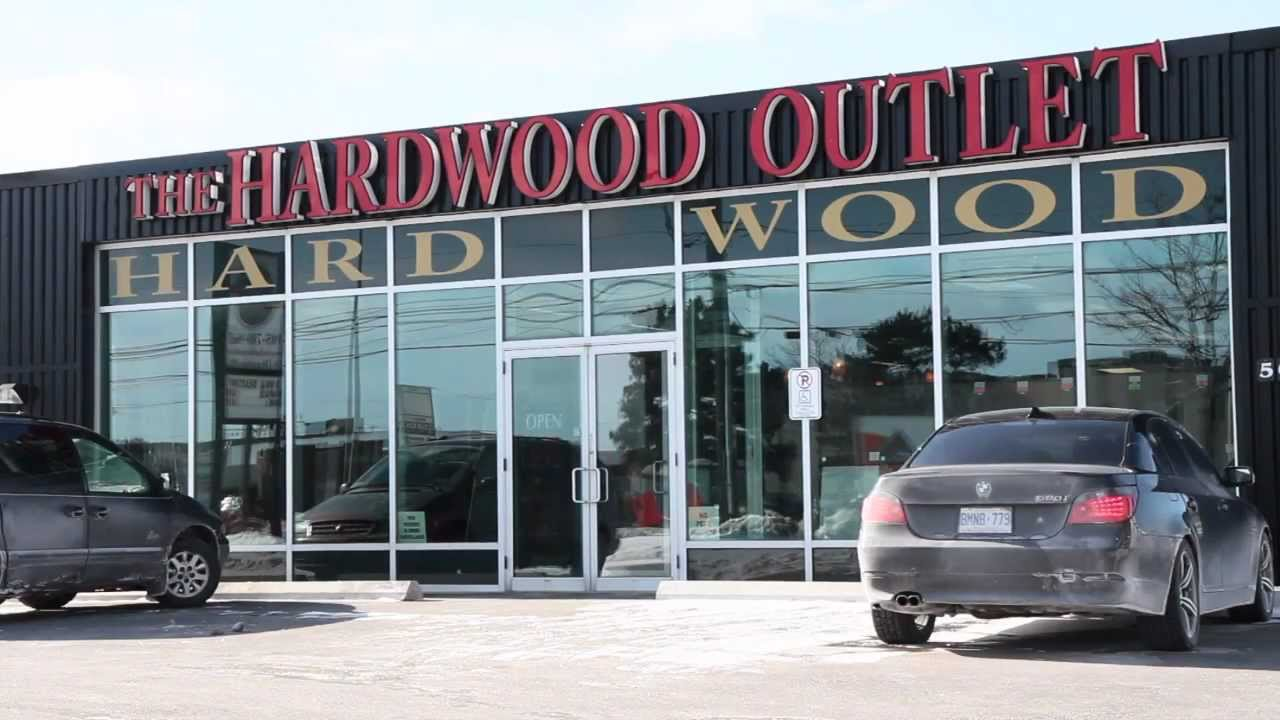 About the hardwood Outlet