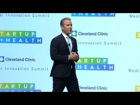 StartUp Health Health Transformer Showcase Keynote: Steven Krein, CEO, StartUp Health