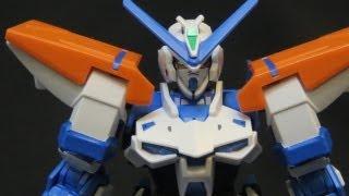 HG Blue Frame Second L review (3: MS) Gundam Seed Astray Murakumo Gai plastic model ガンプラ