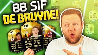 FIFA 16 - SIF 88 DE BRUYNE & IF 80 SON! FALSE 9 DREAMS! FIFA 16 ULTIMATE TEAM)