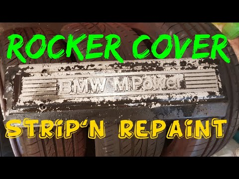 Download M3 project painting my valve cover top!