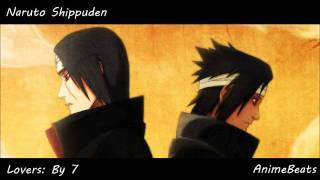 Naruto Shippuden: Lovers (Male Version)