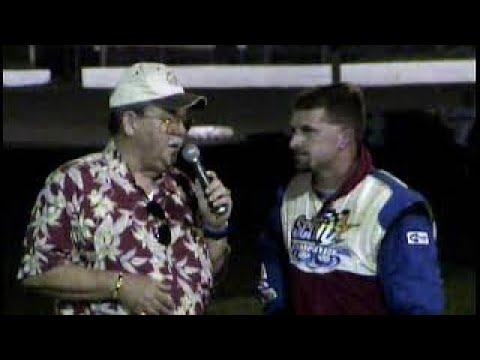 Grandview Speedway 2004 Plus Track Championship Celebration. - dirt track racing video image