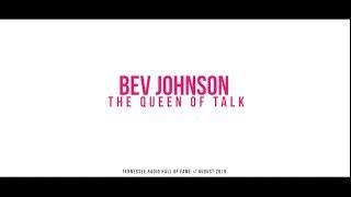 TNRHOF Inductee Bev Johnson Video Editing by Mikayla Lewis: Be Reel Co.
