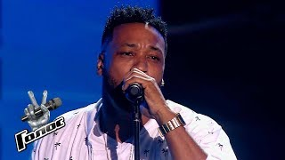 "Andrew Grunge performs ""Overjoyed"" - Blind Audition - The Voice Russia - Season 8"
