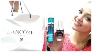 Lancome Haul ❤ Makeup & Skincare