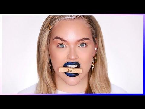 Jenga Makeup Challenge