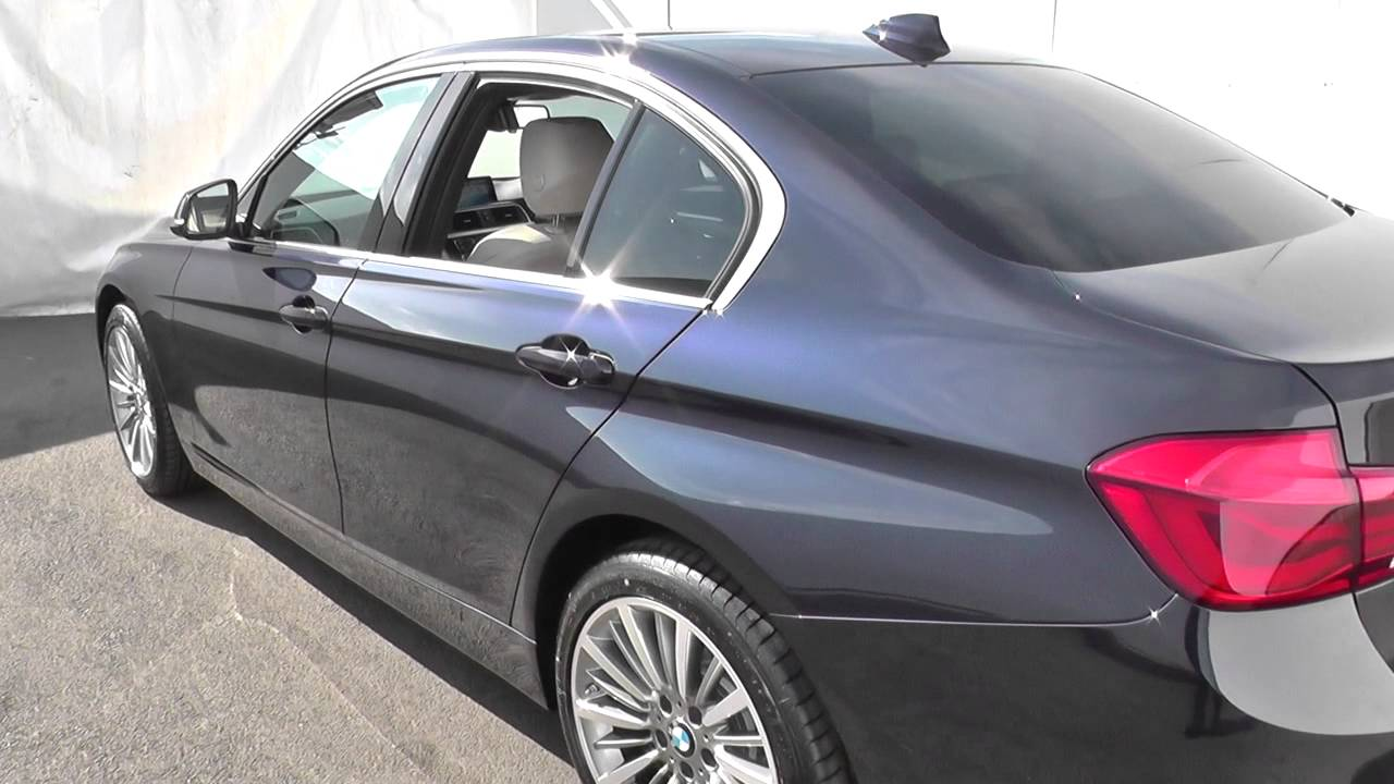 bmw 3 series saloon f30 330d luxury saloon n57t zllk u15055 youtube. Black Bedroom Furniture Sets. Home Design Ideas
