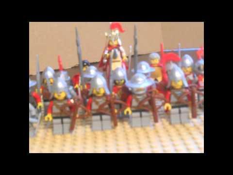 Lego Battle of Agincourt