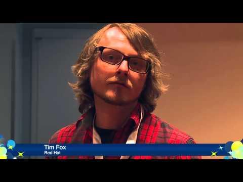 Tim Fox at JAX 2014