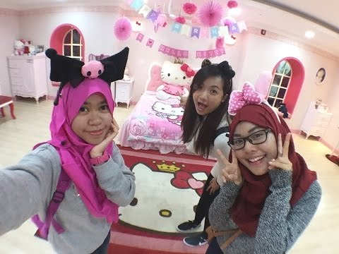 JEJU VLOG DAY 3: TESEUM, HELLO KITTY MUSEUM & GLASS CASTLE VLOG (06.11.2015)