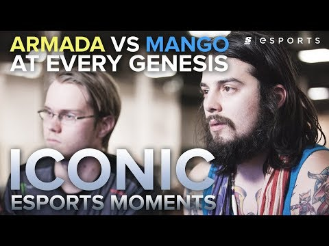 ICONIC Esports Moments: Armada and Mango's Incredible Genesis Rivalry!
